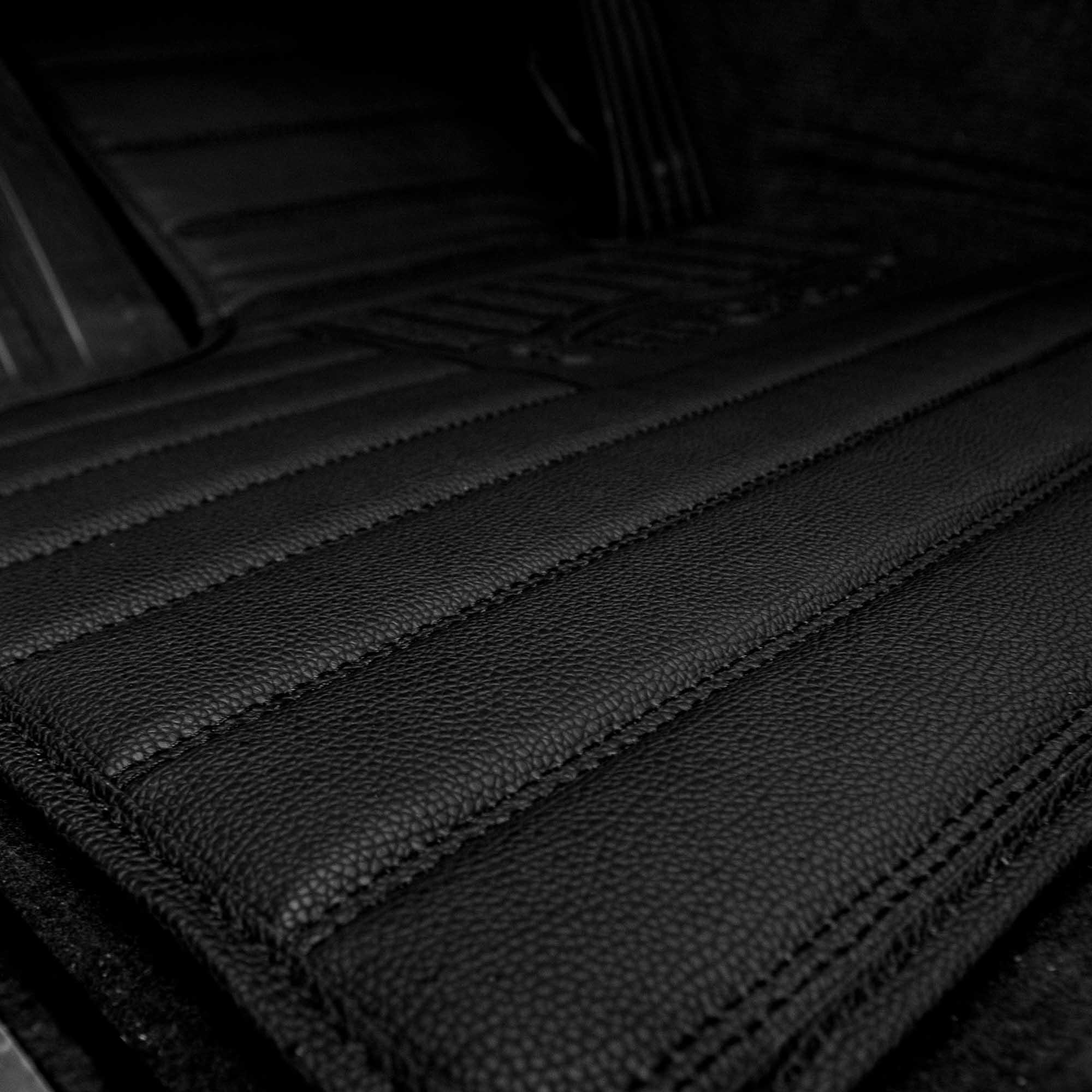 Acura TLX 2014–2018 Custom-fit Heavy Duty Faux Striped